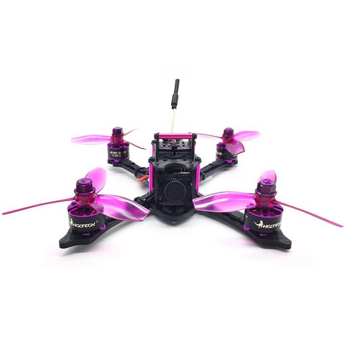 OEM Hglrc Xjb-145 FPV Kit Rangka dengan Aksesoris Cocok untuk RC Drone Balap