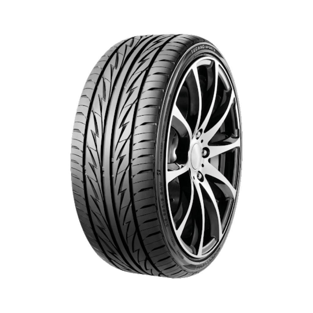 Ban mobil 205/55R16 Bridgestone Techno Sport untuk xpander