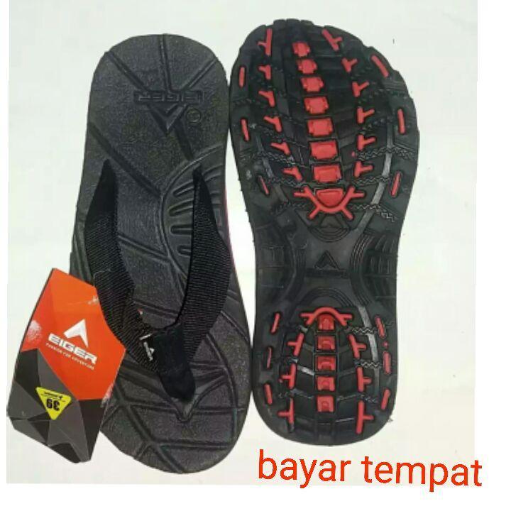sandal japit Eiger lightspeed original/sendal pria dan wanita