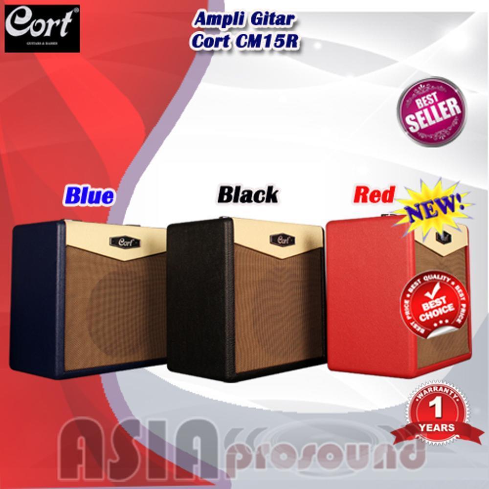 Ampli Gitar Combo Cort CM15R - CM 15R - CM-15R 1x8 inch 15 Watt