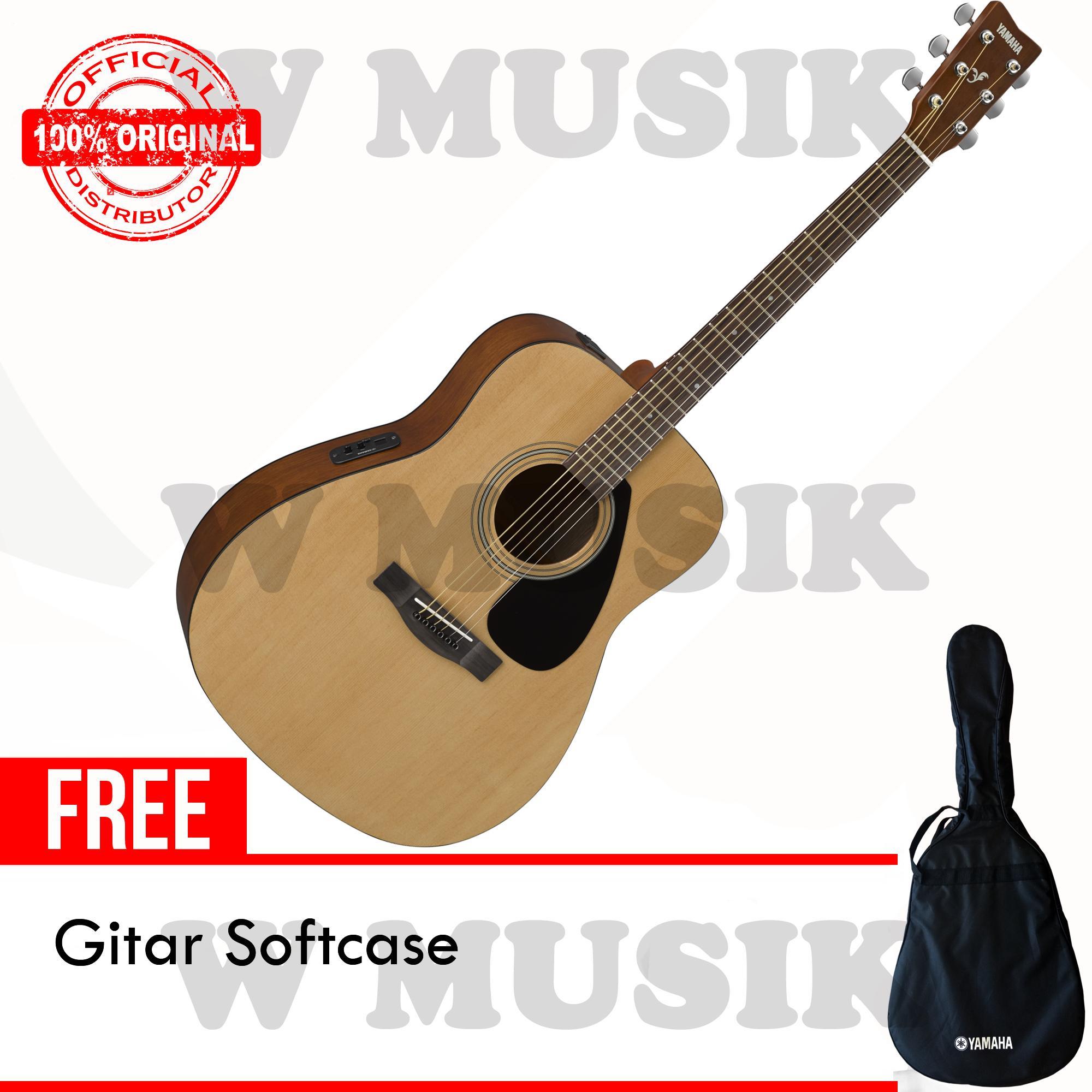 Yamaha Gitar Akustik Elektrik FX 310 FX310