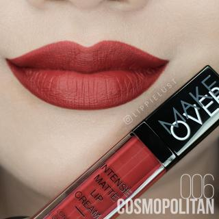Make Over Intense Matte [006] Lip Cream - Cosmopolitan thumbnail