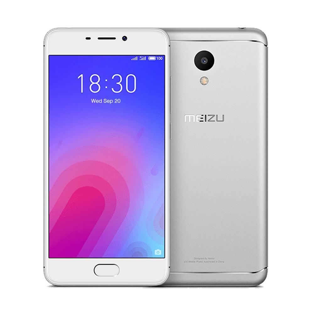 Meizu M6 2/16GB - 5,2 inches - 13MP/8MP Camera - 4G LTE - 3070 mAh Garansi Resmi 1 tahun