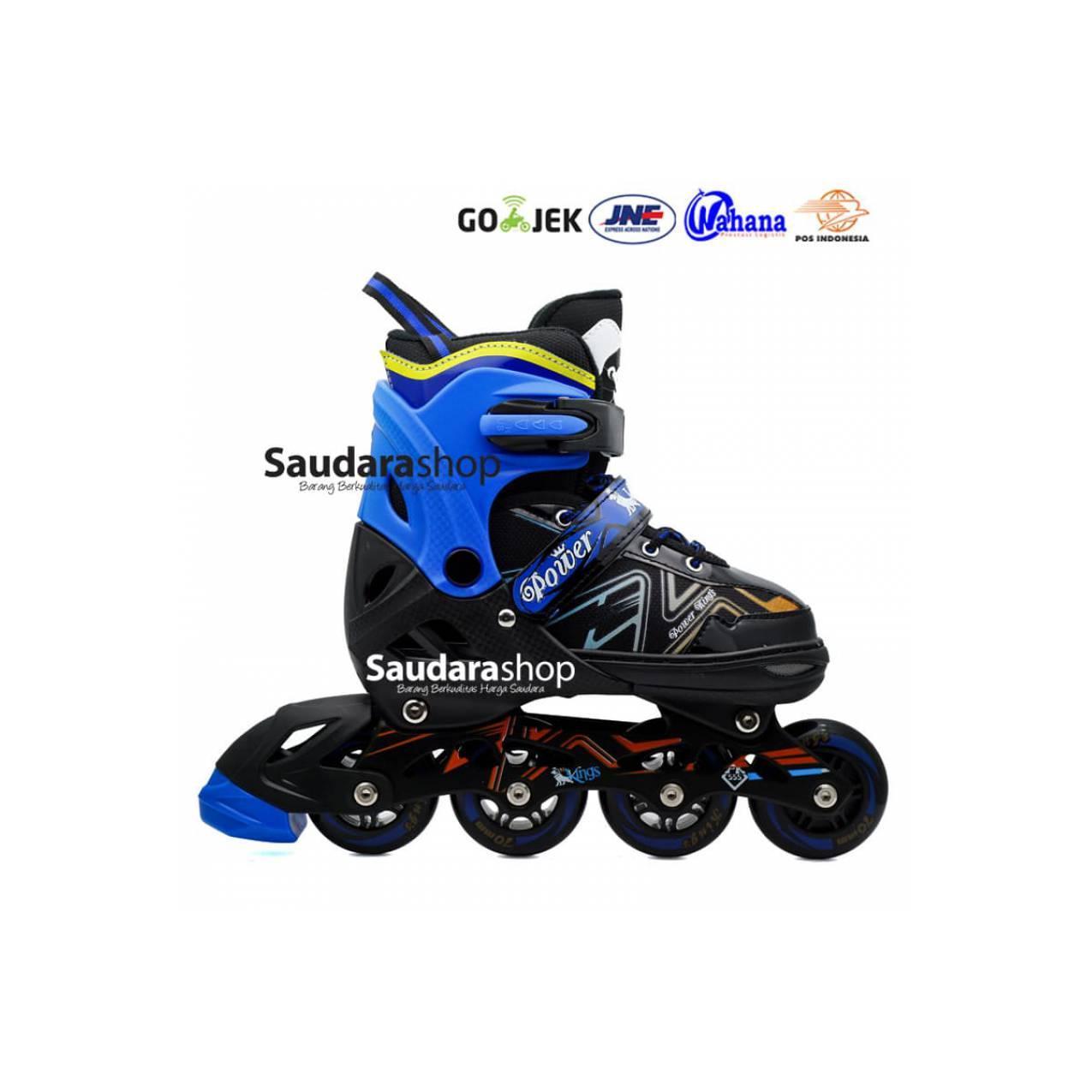 Power King Sepatu Roda Inline Skate Pink Sepaturoda Inlineskate Roda Source  · Power King Sepaturoda Inline 1082cb8b97