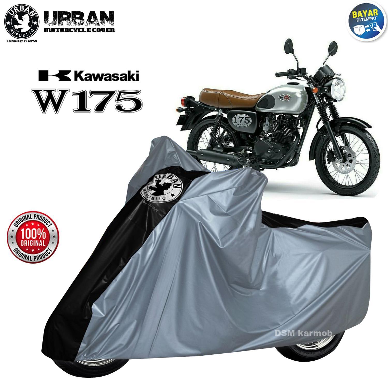 Urban / Cover Motor Kawasaki W 175 / Body Cover Kawasaki W 175 / Tutup Motor W 175 / Tutup Body Mot