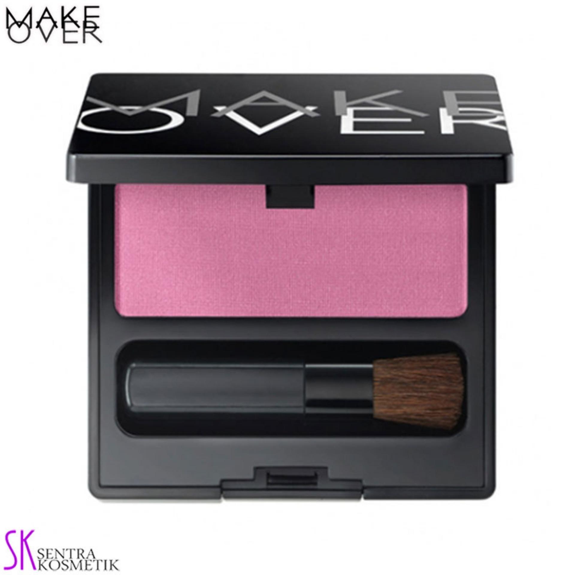 MAKE OVER Blush On Single 01 - Pink Fantastist