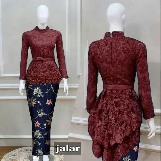 Jakarta Blanja  - Setelan Atas dan Bawahan Baju Tradisional / Baju Batik /  Atasan dan Bawahan / Kebaya Modern / Baju Murah / Batik Wanita / Baju Wanita / Batik / Kutu Baru / Murah; Motif dan Warna Real Photo #Ukuran S, M, L dan XL