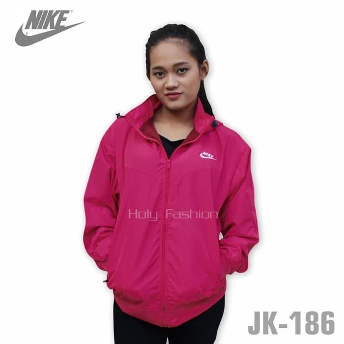 DISKON Jaket Parasut Sport Wind Runner Nike Vol.1 TERMURAH