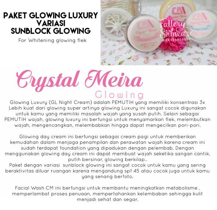 Dr. Herbal Whitening Cream Set siang, malam dan sabun sdh Bpom / Perawatan Wajah / / READY STOCKIDR315000. Rp 319.500
