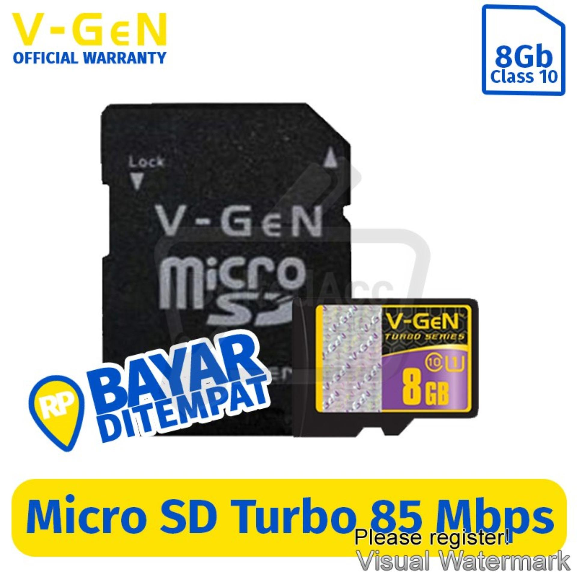 Buy Sell Cheapest Fdikou 8gb Time Best Quality Product Deals Micro Sd V Gen Turbo Adapter Memory Card 8 Gb Class 10