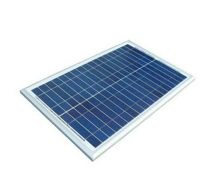 Promo Modul Solar Cell Panel Surya 20W 20WP 20Watt 20 W WP Watt Peak Original