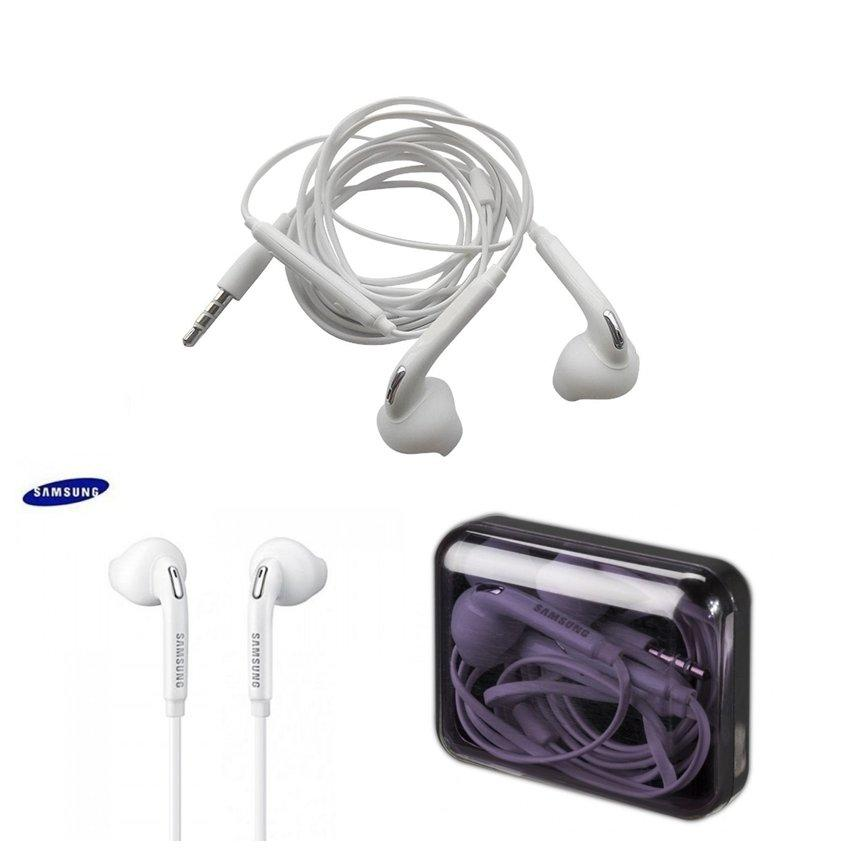 Samsung Handsfree For Samsung Galaxy S6 EG920 Headset / Earphone ORI For All Phone Model Stereo