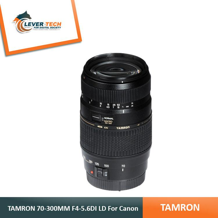 Tamron For Canon AF 70-300mm f/4-5.6