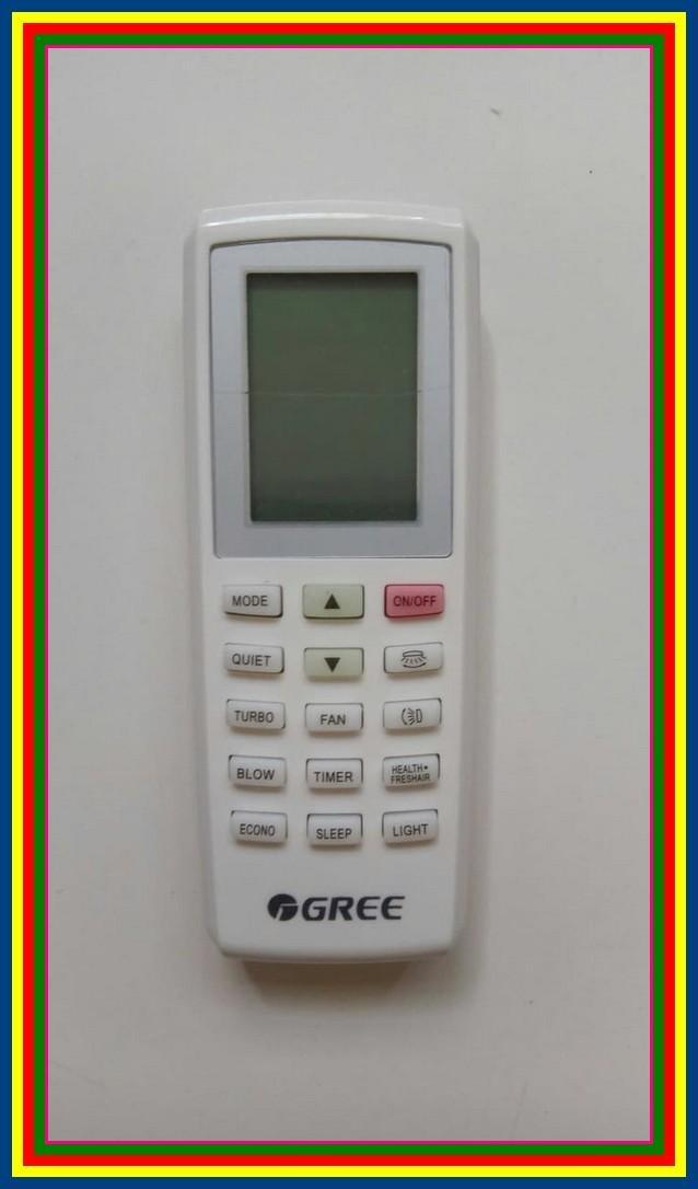 Remot Remote AC Gree