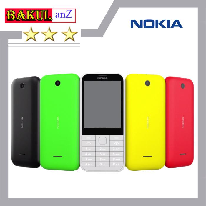 Kesing Housing Nokia Asha 225 - Casing Cassing Keseng HP Nokia 225 High Quality FULLSET.