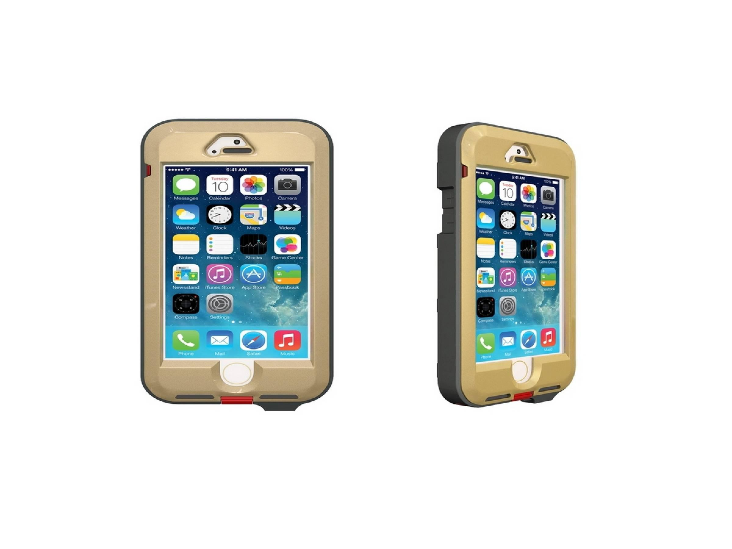Colorant iPhone 5S Link Pro - Champagne Gold [Packing Rusak]