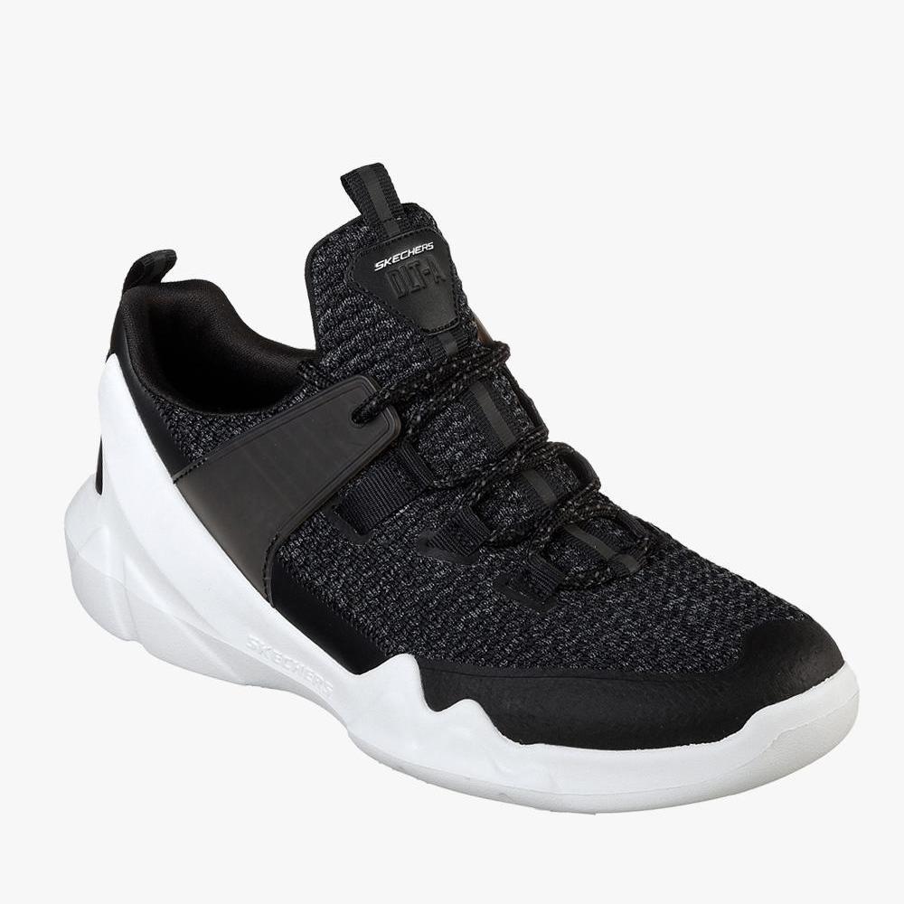 Skechers - D Lites - Dlt-A Sepatu Sneakers Pria - Hitam ec81aaf4fb