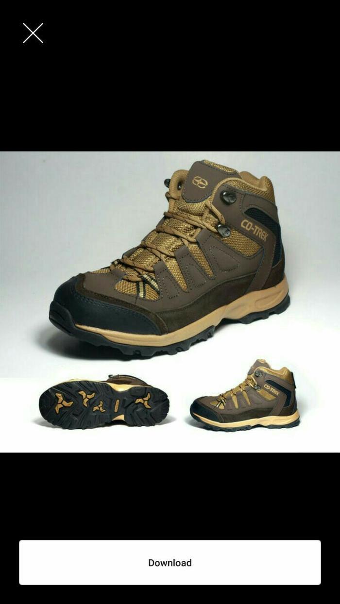 BEST SELLER!!! sepatu gunung co-trek summit bukan eiger consina rei karrimor tnf - yUBQNX
