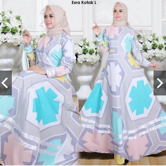 IndonesiaHeritage Fashion Busana Kondangan Muslim Wanita Motif Bunga Cantik - Gamis Pesta Cantik Katun Jepang Halus Premium Jumbo Busui Mewah Elegan Modern Casual - Kebaya Modern Gaun Party Maxi Dress ihmotif