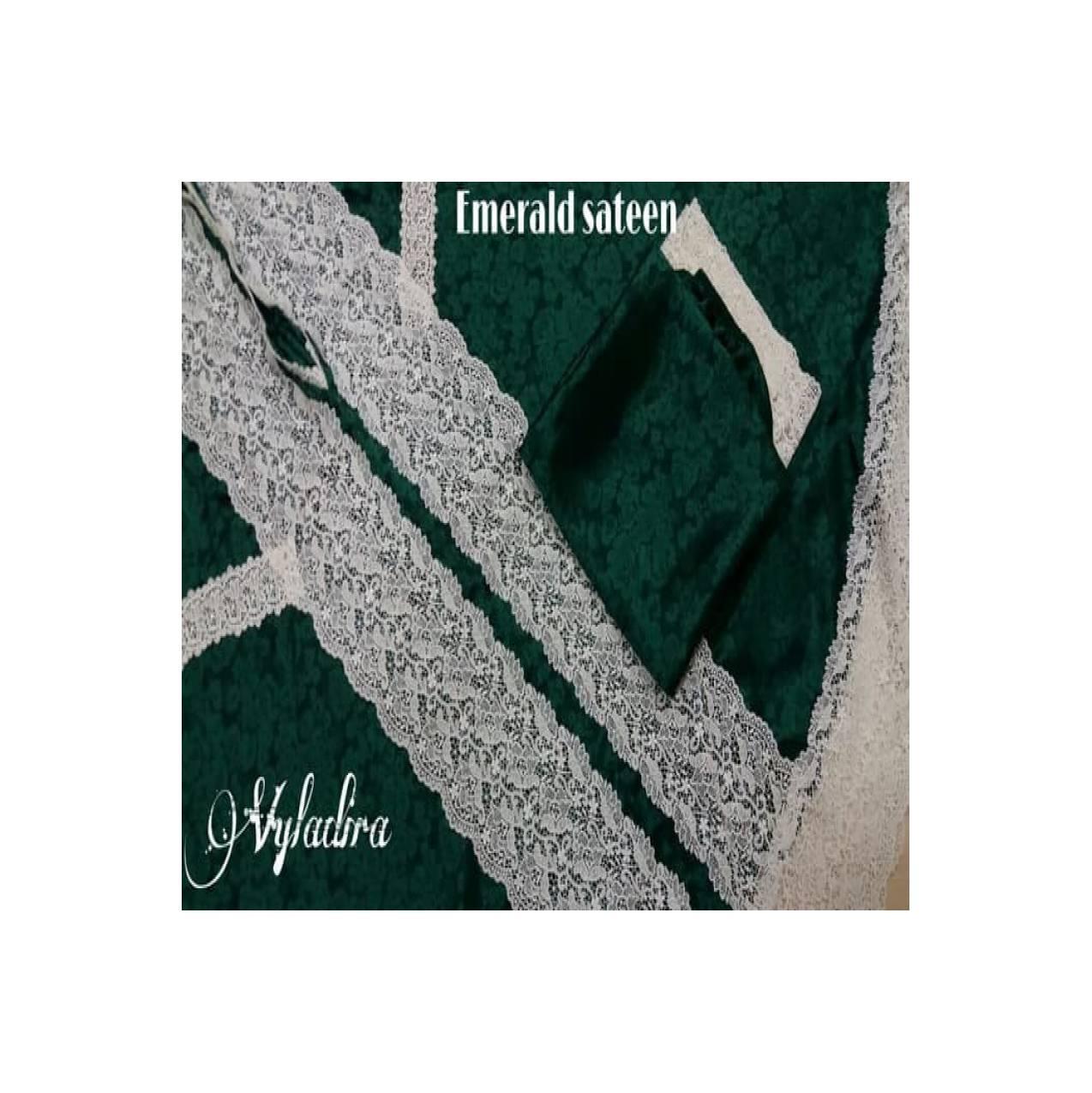 Mukena SYAHRINI mukena artis dian sastro Emerald Sateen