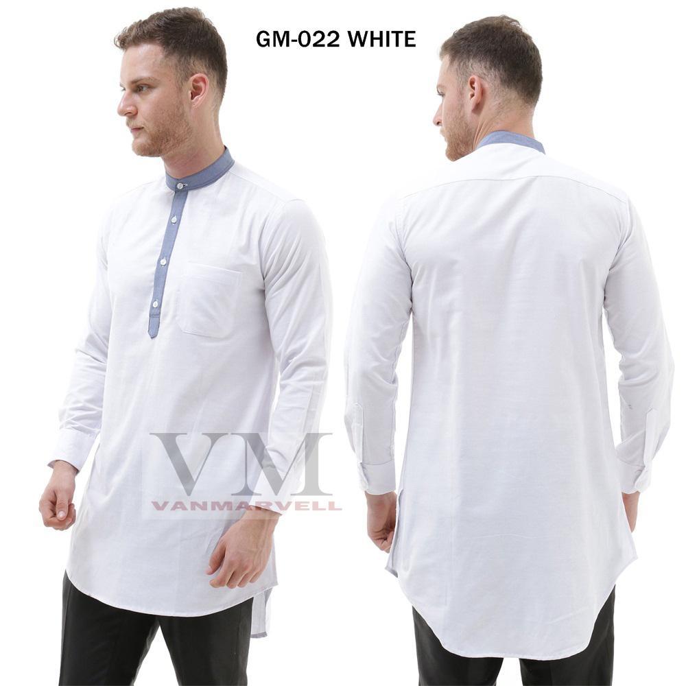 VM Baju Koko Muslim Model Gamis Pakistan - Koko Muslim Oxford Pakistan