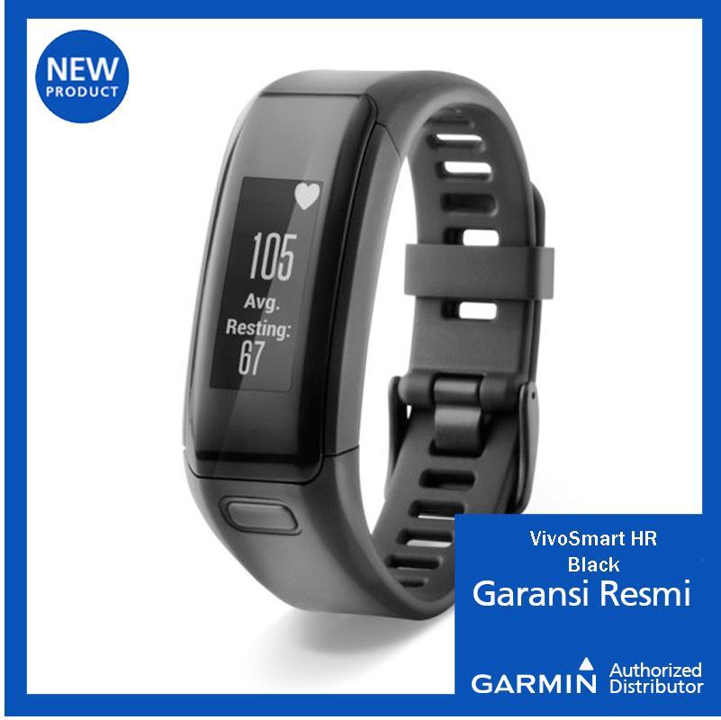 GARMIN VIVOSMART HR Garansi Reami 2 Tahun 86c8228e1e