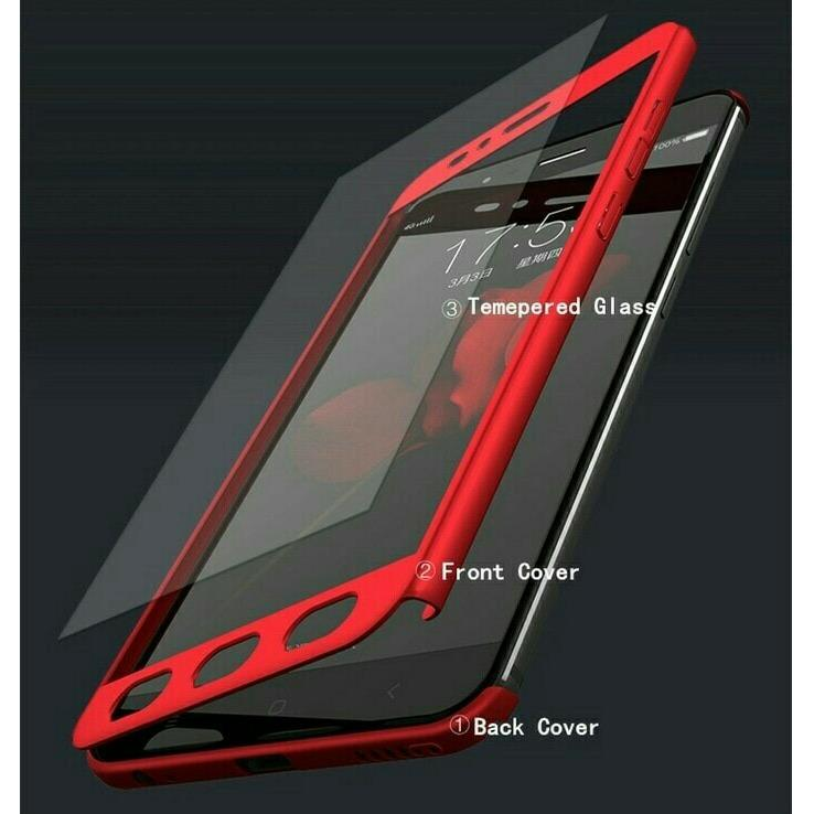 Case Ipaky 360 Oppo A83 Full Body Cover Original Casing FullBody Oppo
