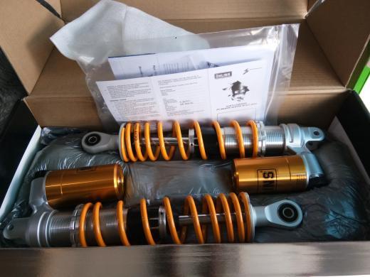 Shock Ohlins For Nmax 155 TUNGGU APALAGI!
