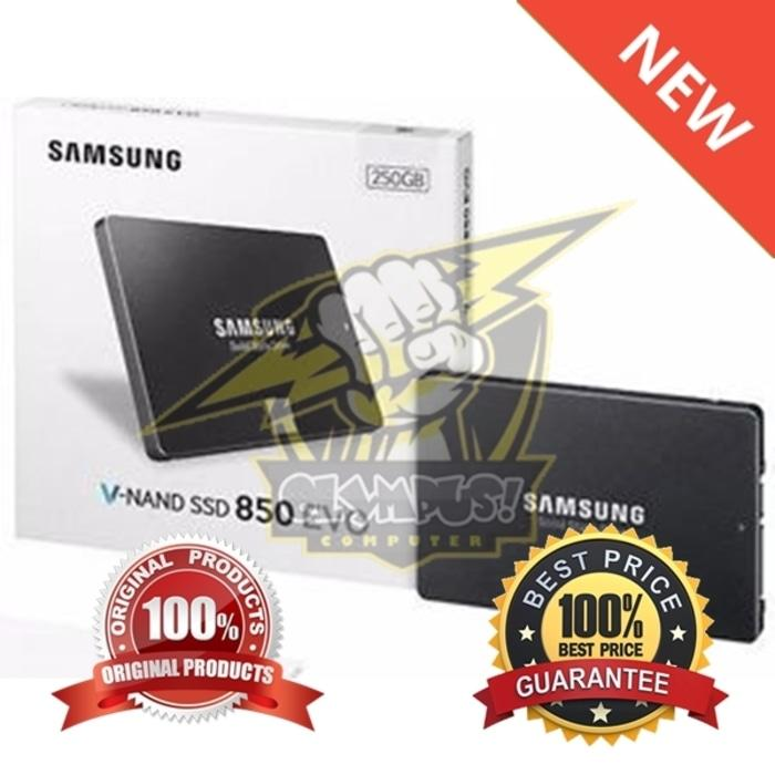 SAMSUNG 850 EVO 2.5 250GB 250GB V-NAND SSD