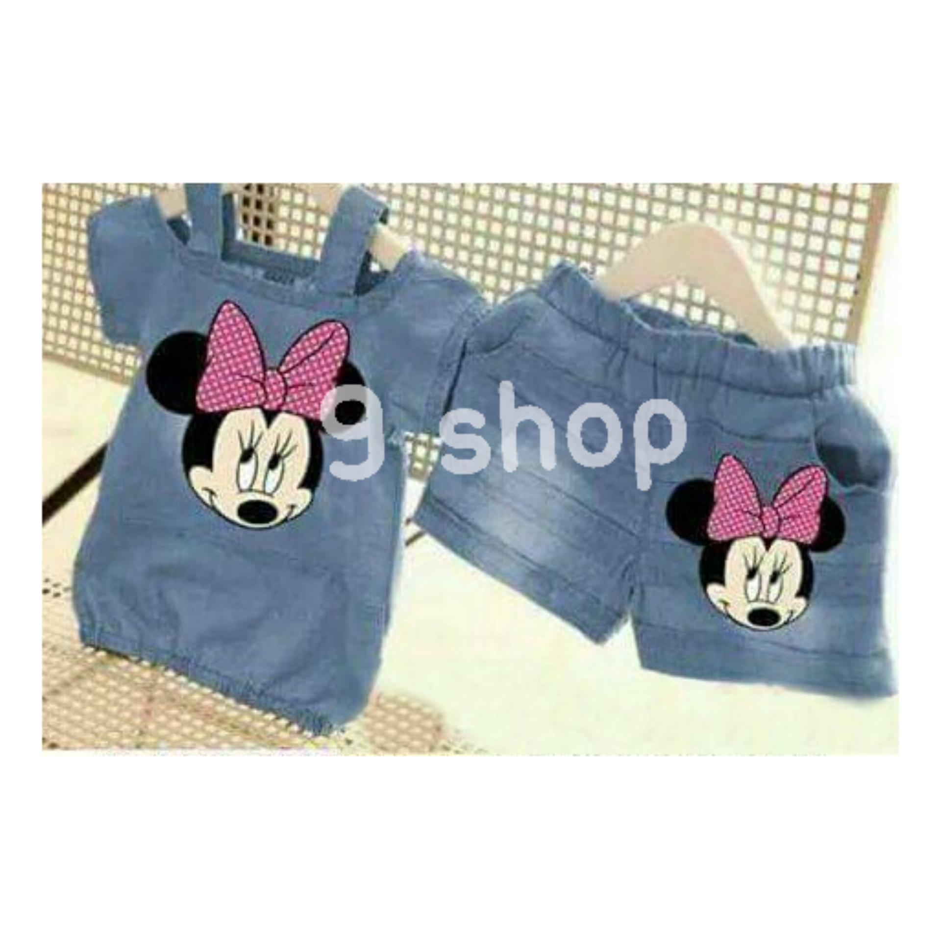 9 Shop Setelan Baju dan Celana Anak Perempuan MINI MOOSE/ Stelan Baju Anak Perempuan / Stelan Anak Cewek / Baju Anak Perempuan / Celana Anak Perempuan / Setelan Anak Cewek / Setelan Anak Murah / Baju Anak Murah / Stelan Kartun Anak