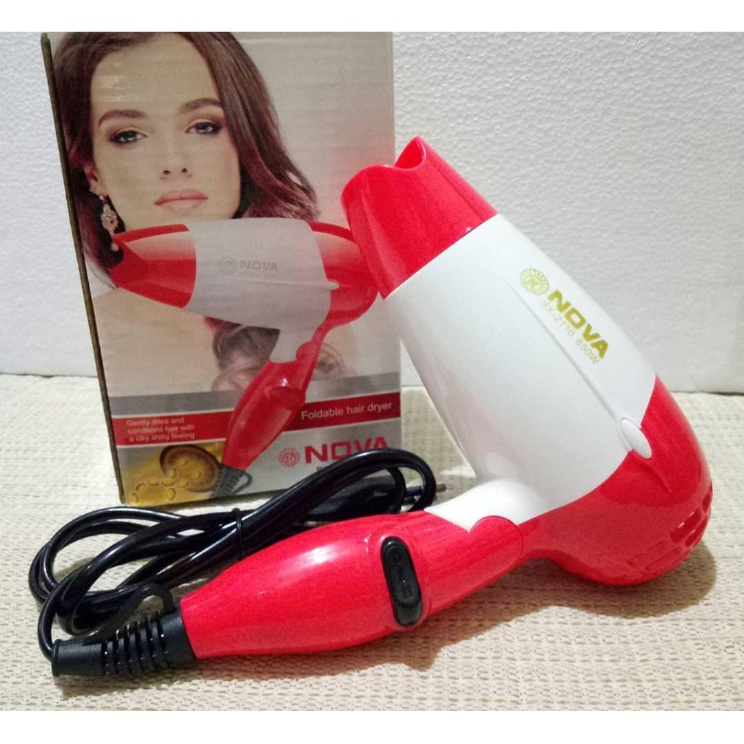 Pengering Rambut Hair Dryer NOVA 2110 850W