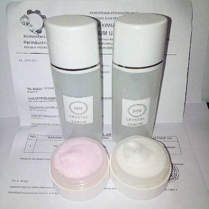 Cream HN Crystal Original 30 Gram Cream Pemutih Wajah