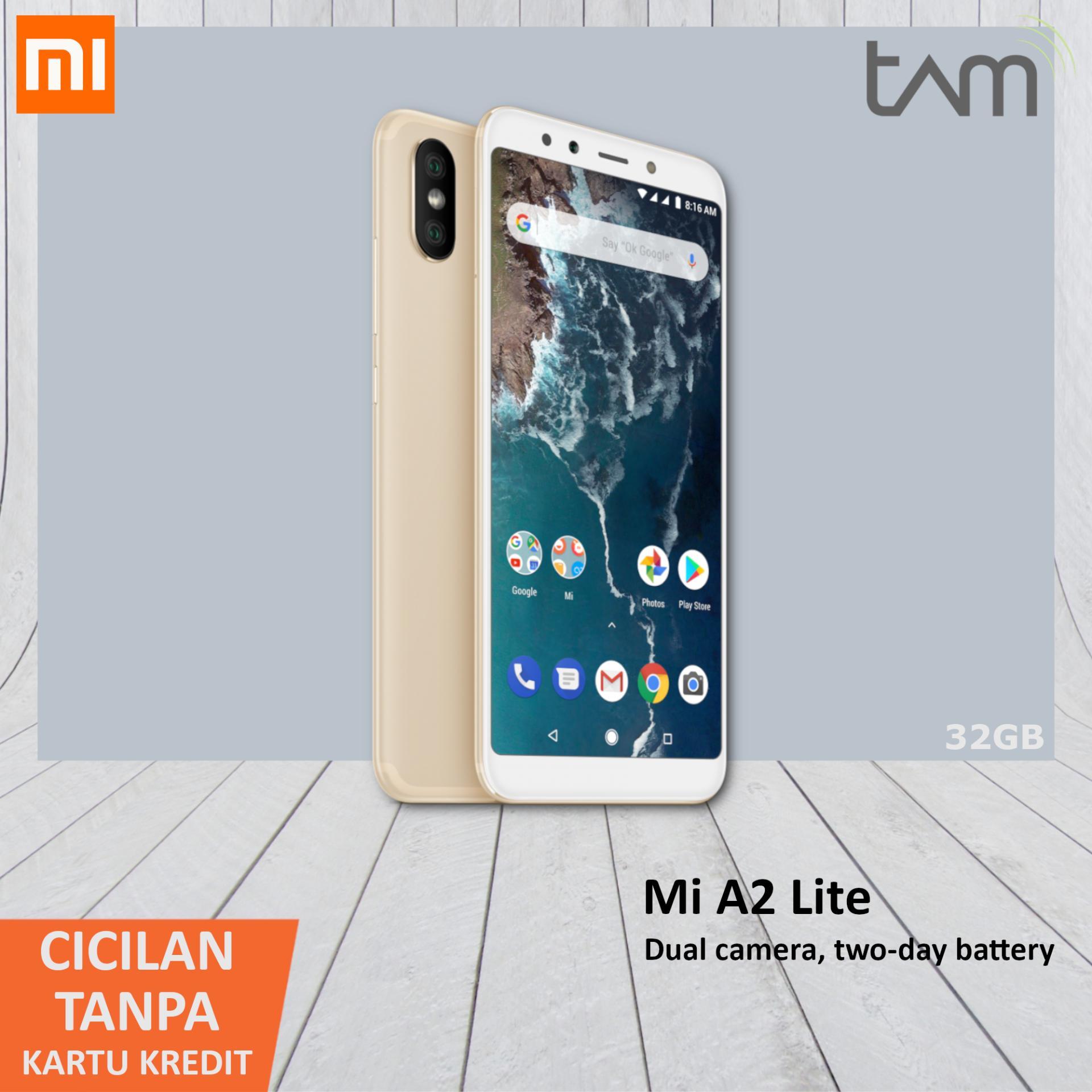 Xiaomi Mi A2 Lite 3/32 Android One Garansi TAM