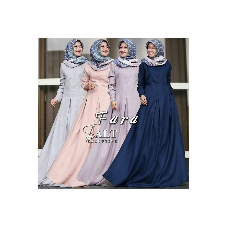 FARA DRESS BY SALT