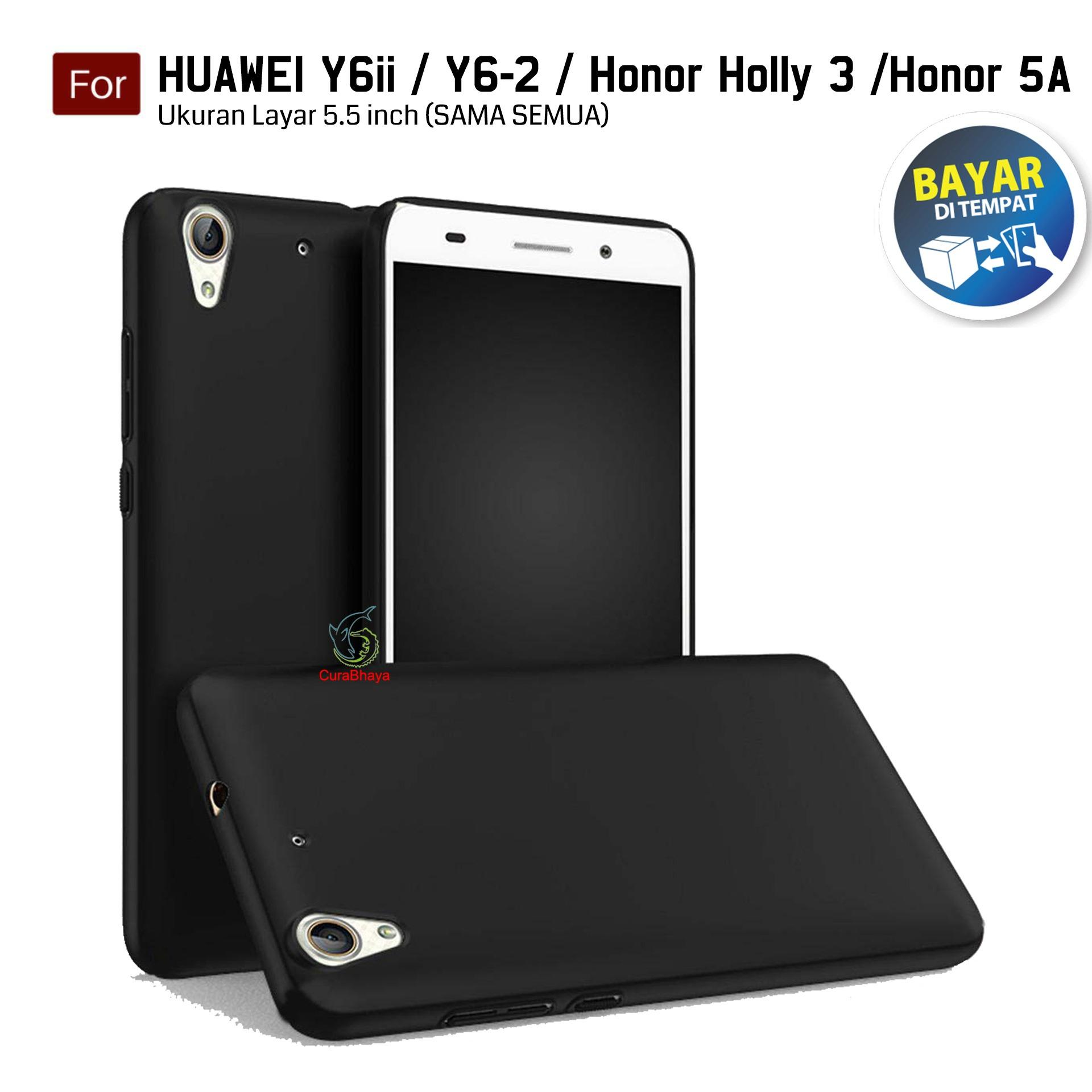 Midnight Huawei Y6ii / Y6 2 / Honor Holly 3 / Honor 5A | Slim Case