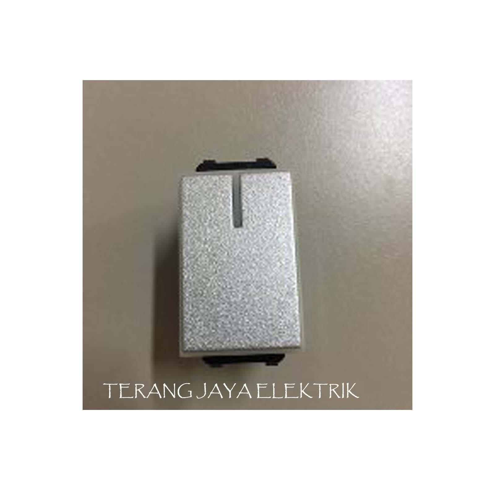 Mata Saklar Engkel Silver Style E WESJ5931 Panasonic
