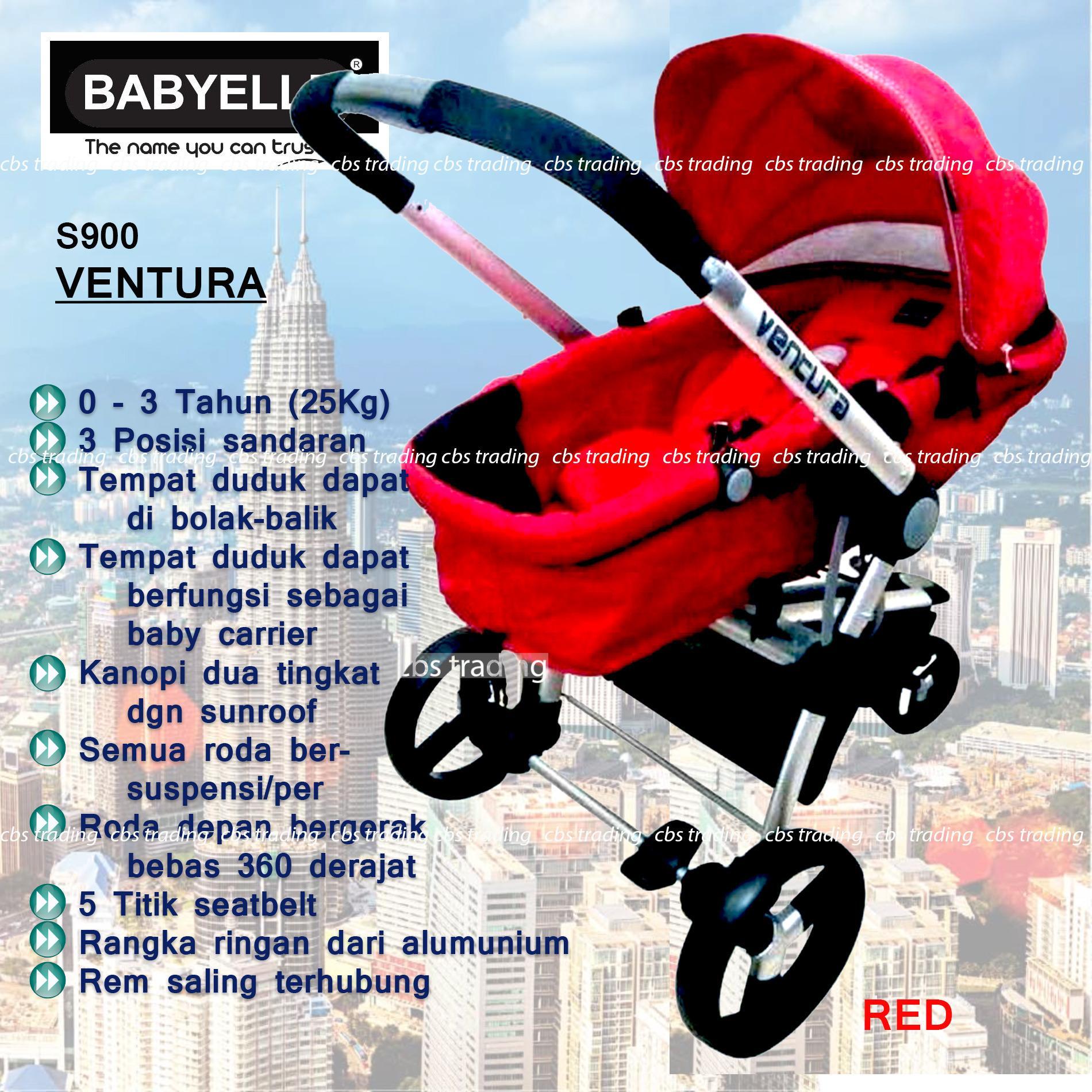 Jual Produk Baby Elle Terlengkap Babyelle Automatic Swing Pink 32007 Stroller S 900 Ventura Kereta Dorong Bayi Merah