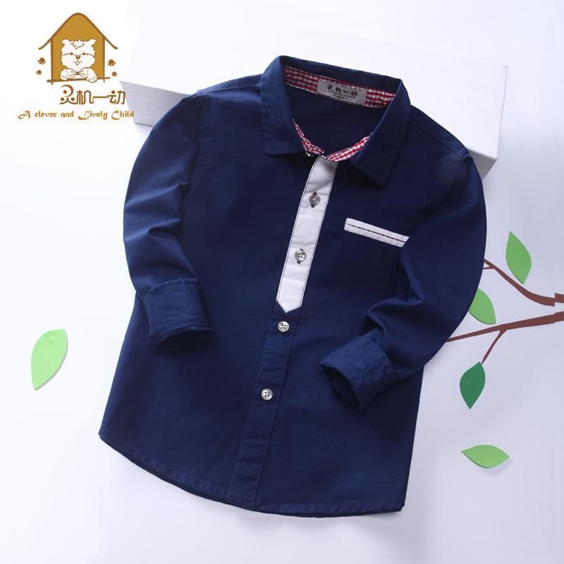 Kasual Warna Polos Jaket Kerah Baju Kemeja (#63 Suami Hijau)