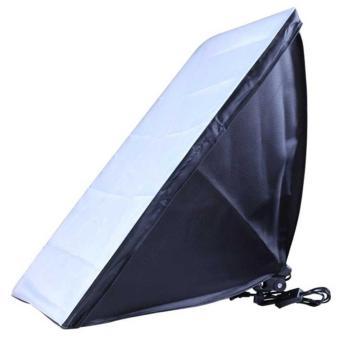 Harga preferensial Payung Softbox Reflektor 50x70cm E27 Single Lamp Socket beli sekarang - Hanya Rp190.260