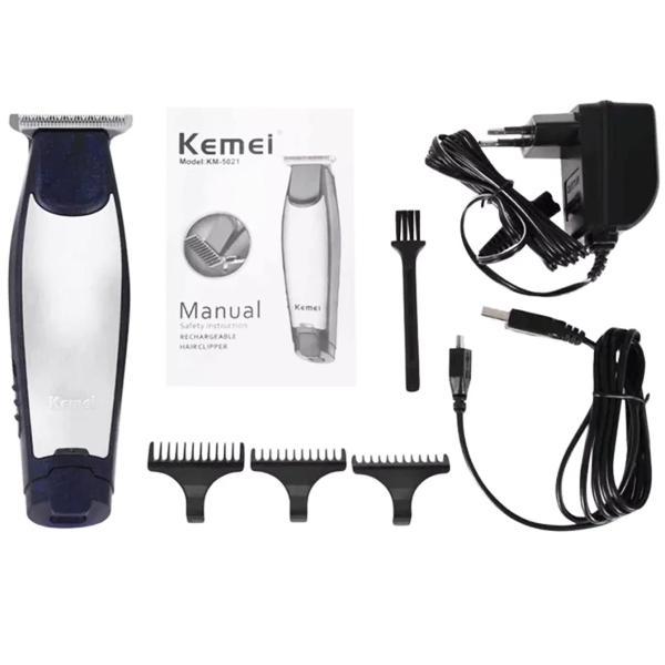 Hair Clipper Kemei Detailer KM-5021 Mesin Cukur Rambut Cordless