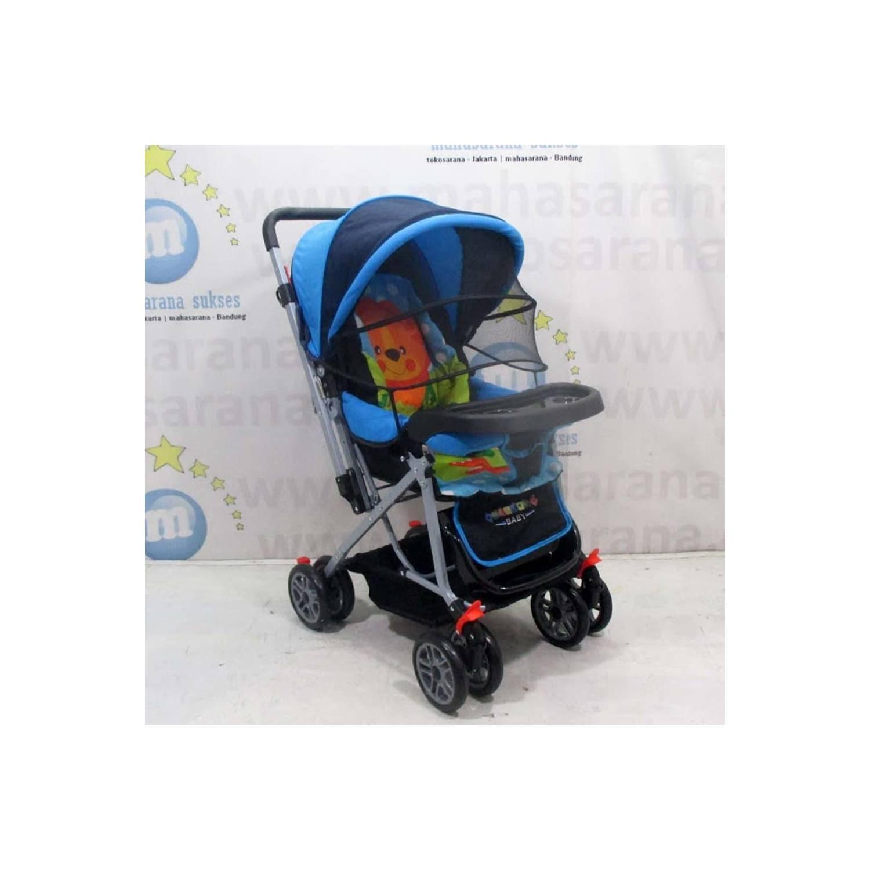 Creative Baby BS218 Classic New Born-3 Thn Stroller Kereta Dorong Bayi