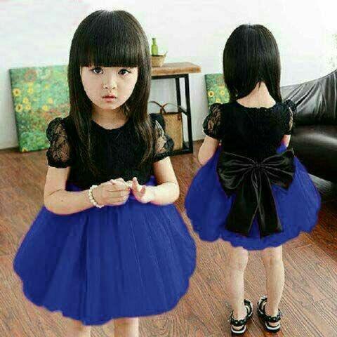 Milea Secret's - Dress Jesica Ribbon - Dress Wanita