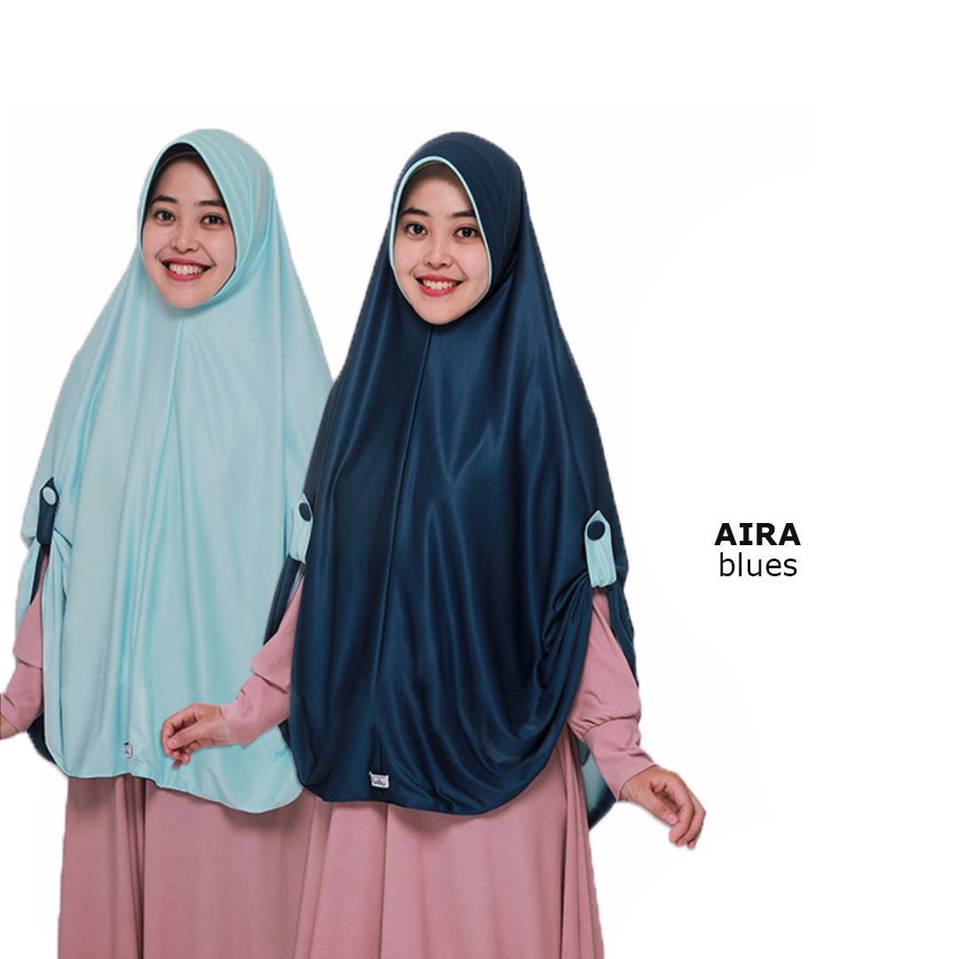 Harga Jilbab Langsung Terbaru 2018 Hijab Instan Simple Pet 2 Warna Bolak Balik Instant In 1 Aira Original