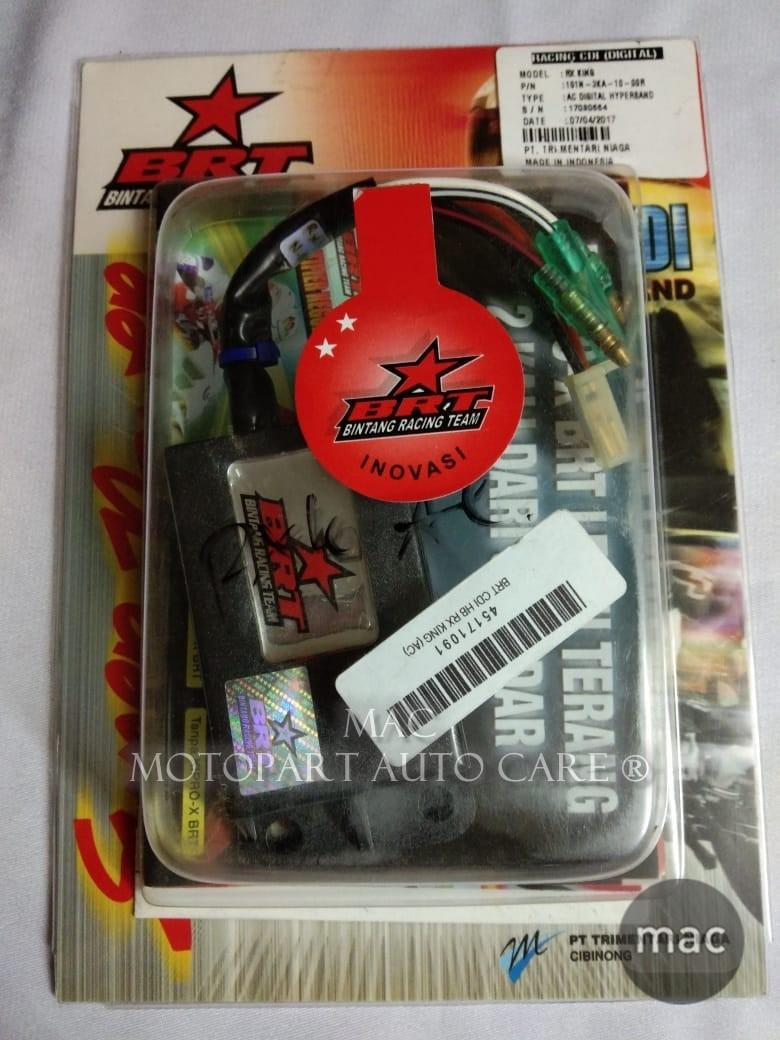 Buy Sell Cheapest Brt Racing Best Quality Product Deals Cdi Invio Beat Rx King Rxk Hyperband Ac