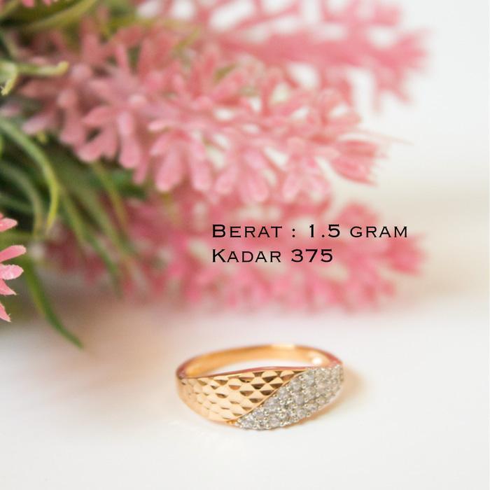 Cincin Emas 1.5 gram kadar 375