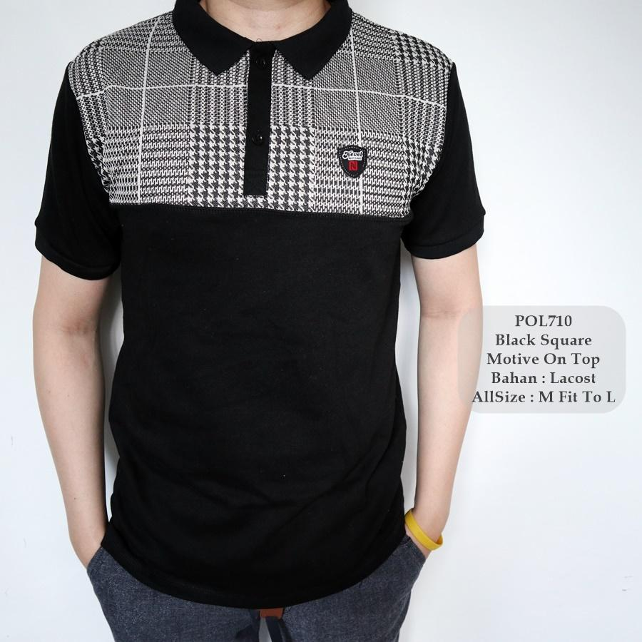 Polo Shirt Pria Levis Navy Kaos Kerah Wangki Page 2 Kombinasi Gfs 710 Terbaru Baju Distro Pendek Cowok