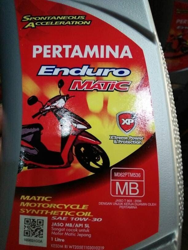 oli enduro matic 1l