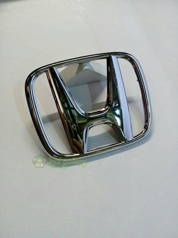 Emblem Logo Honda Brio