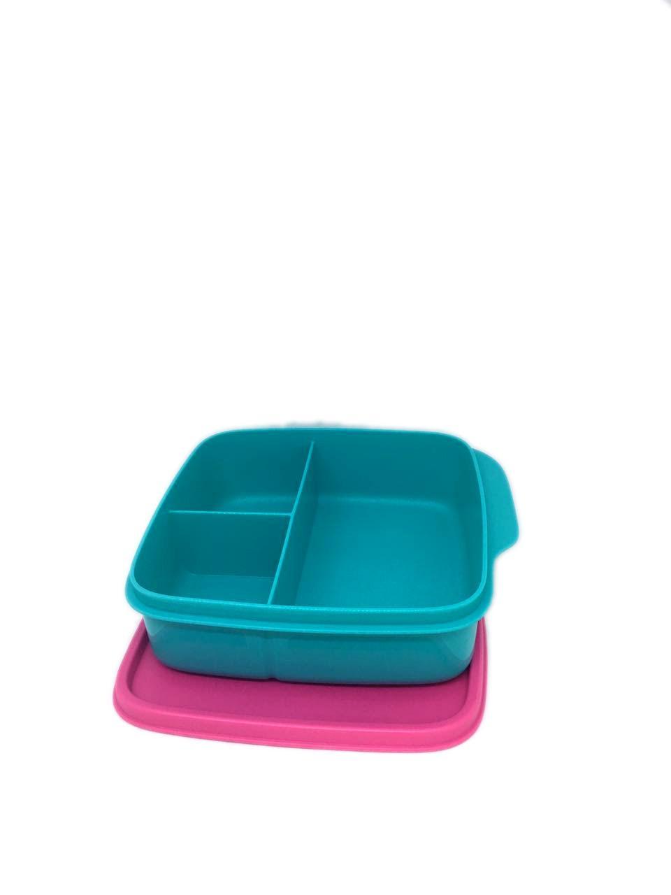 Tupperware Lolly Tup 550mL two color - Tempat Bekal