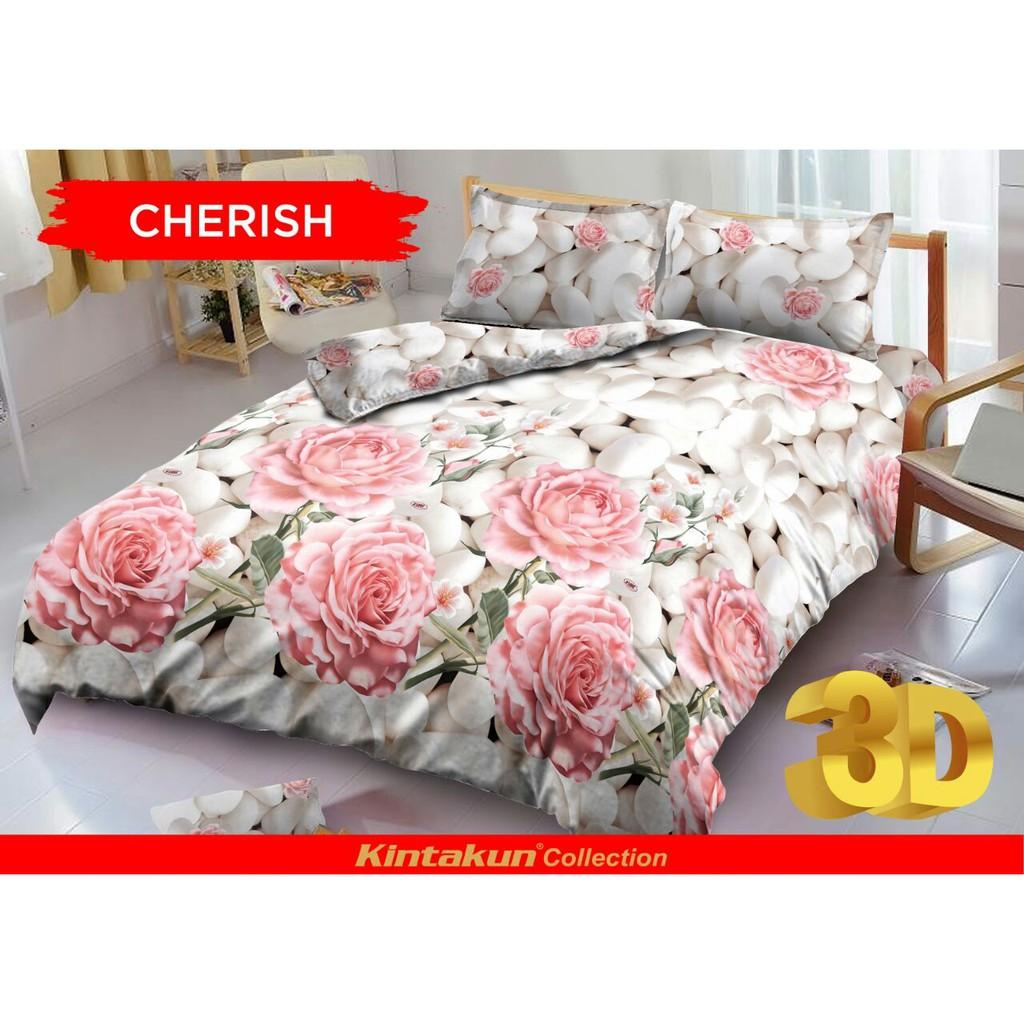 SPREI LADY ROSE CHERISH No.1 KING 180 SEPRAI POLKADOT WARNA POLKA DOT ExclusiveIDR110370. Rp 111.000